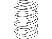 Buick Regal Coil Springs - 22133023