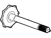 Chevrolet Silverado Axle Shaft - 20768561