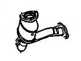 Chevrolet Catalytic Converter - 22674111