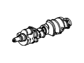 GMC K2500 Crankshaft - 23500246
