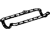 Chevrolet C30 Oil Pan Gasket - 14079398
