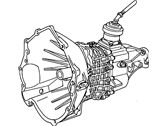 GMC K2500 Transmission Assembly - 15691900
