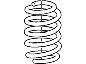 Pontiac Torrent Coil Springs - 15833634