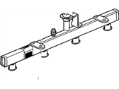GM 12589053 Rail,Multiport Fuel Injection Fuel