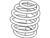 Buick Regal Coil Springs - 20859336