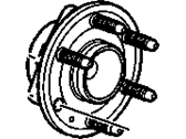Cadillac Wheel Bearing - 22841381
