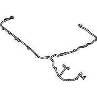 GM 22998936 Harness,Lift Gate Wiring