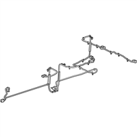 GM 22801928 Harness Asm-Auxiliary Battery Wiring