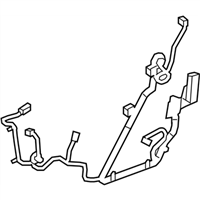 GM 23424672 Harness Asm-Front Side Door Wiring