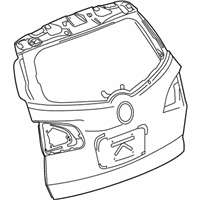 Genuine GM Position Sensor Nut 11609302